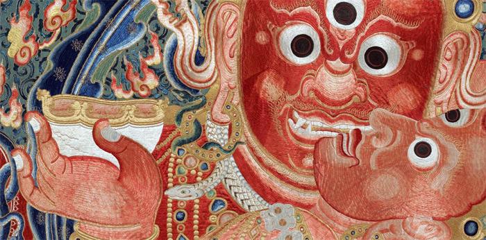 Vérivó Buddhák, avagy a megvilágosodás gyönyörűszigorúsága