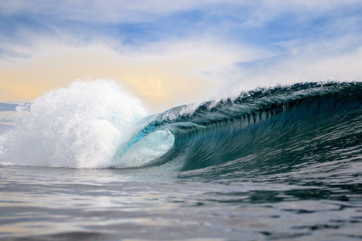 A hullám természete